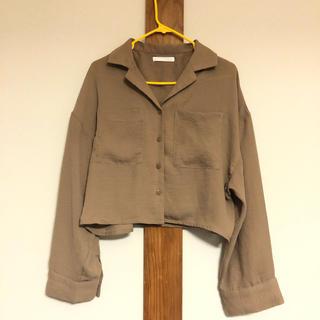 スピンズ(SPINNS)のシャツ(シャツ/ブラウス(長袖/七分))