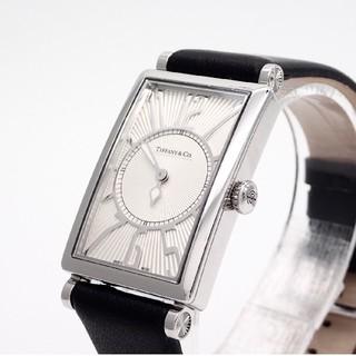 Tiffany & Co. - 【TIFFANY&Co.】ティファニー腕時計 'ギャラリー' ☆美品☆
