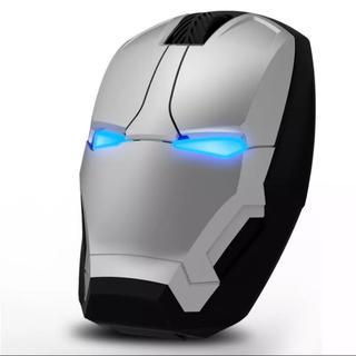 Bluetooth ワイアレスマウス アイアンマン アベンジャーズ