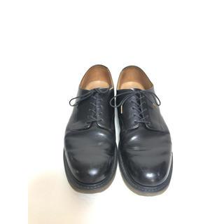 UNDERCOVER - UNDERCOVER foot the coacher レザーシューズ