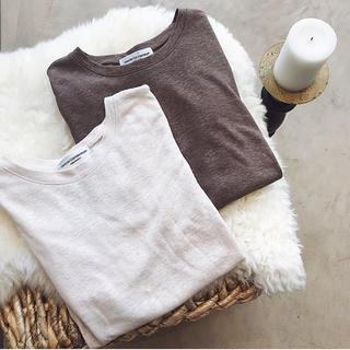 ルームサンマルロクコンテンポラリー(room306 CONTEMPORARY)のNatural U T-shirt(Tシャツ(半袖/袖なし))