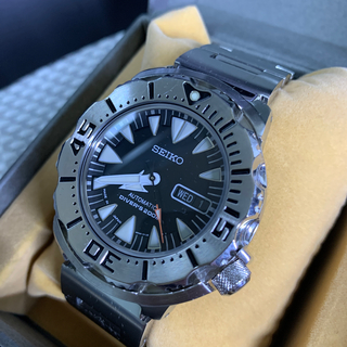 セイコー(SEIKO)の美品 SEIKO DIVER'S J1 シャークトゥース(腕時計(アナログ))