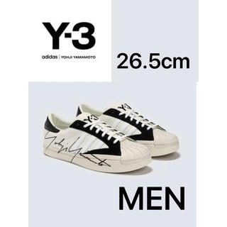 ワイスリー(Y-3)のSS20【新品】Y-3 YOHJI STAR ロゴスニーカー 26.5(スニーカー)