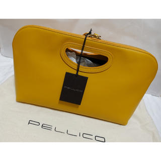 PELLICO - PELLICO ペリーコ ハンドバッグ 未使用タグ付き