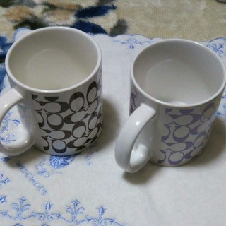 COACH - COACH ペアマグカップ