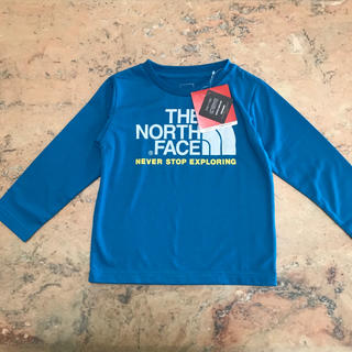THE NORTH FACE - 新品未使用 ノースフェイス ロゴ ロンT