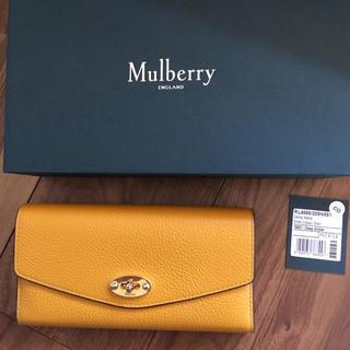 マルベリー(Mulberry)の【専用です】美品 マルベリー  ダーリーウォレット 長財布(財布)