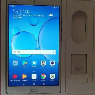 ANDROID - Huawei Mediapad m3 LTEモデル(simフリー)