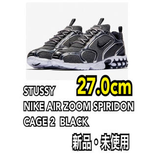 STUSSY - STUSSY / NIKE AIR ZOOM SPIRIDON CAGE 2