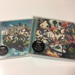 Kis-My-Ft2 - Kis-My-Ft2 キスマイ To-y2 初回盤A+初回盤B セット売り