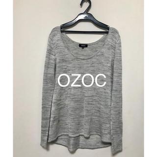 オゾック(OZOC)のOZOC ニットプルオーバー (ニット/セーター)