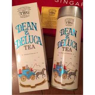 ディーンアンドデルーカ(DEAN & DELUCA)のTWG_シンガポール限定ディーンアンドデルーカ(茶)