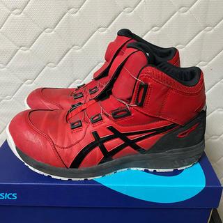 asics - 美品 アシックス 安全靴 CP304 Boa