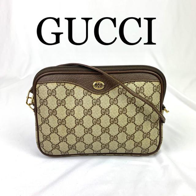 腕 時計 ブランド メンズ 高級 偽物 / Gucci - 美品 オールドグッチ GUCCI ショルダーバッグ の通販