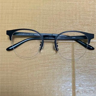 ジンズ(JINS)のjinsの度入りメガネ(サングラス/メガネ)