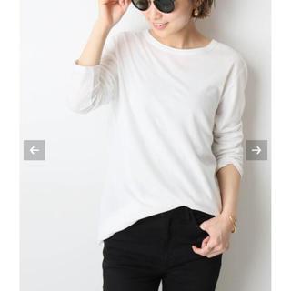 DEUXIEME CLASSE - Deuxieme Classe spring-like Tシャツ ホワイト
