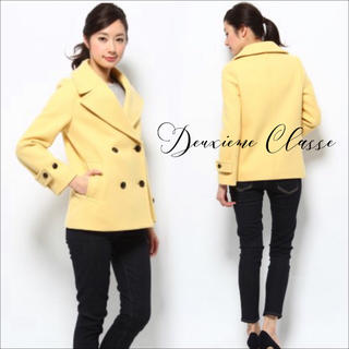 DEUXIEME CLASSE - Deuxieme Classe コート Pコート♡ルネ フォクシー イエナ