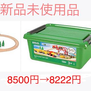 ブリオ(BRIO)のbrio(電車のおもちゃ/車)