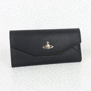 ヴィヴィアンウエストウッド(Vivienne Westwood)のヴィヴィアンウエストウッド 長財布 ブラック (財布)