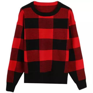 Christian Dior - 新品♡RED赤色 ニットセーター