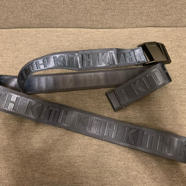 OFF-WHITE(オフホワイト)のKITH ナイロンベルト メンズのファッション小物(ベルト)の商品写真
