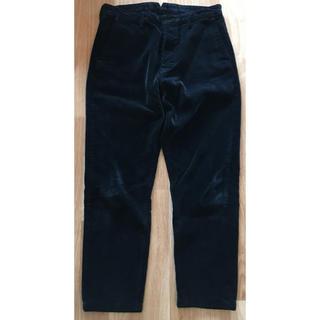 COMOLI - 極美品 Porter Classic CORDUROY PANTS 2013AW