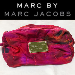 MARC BY MARC JACOBS - MARCBYMARCJACOBSマークバイマークジェイコブスコスメポーチ