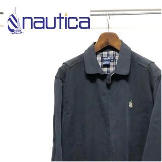 ノーティカ(NAUTICA)のnauica ノーティカ 小文字 90年代 コーディロイ ジャケット(ブルゾン)