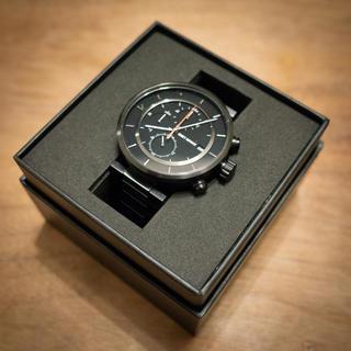 ISSEY MIYAKE - 美品「 ISSEY MIYAKE W  腕時計 」