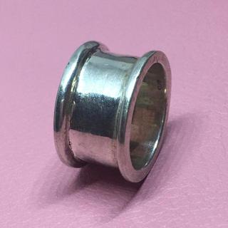 シルバー925リング ピンキー プレーン銀指輪スターリングsilver925