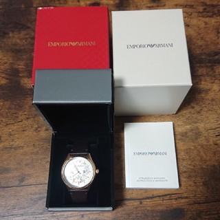 エンポリオアルマーニ(Emporio Armani)のエンポリオ・アルマーニ 腕時計 機械式(腕時計(アナログ))