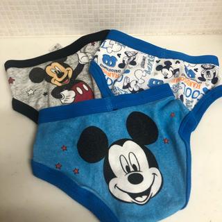 Disney - ミッキーマウス パンツ
