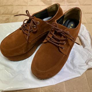 ウィゴー(WEGO)の値下げ!茶色スエードブーツ ショートブーツ  (ブーツ)