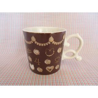 キューポット(Q-pot.)の【未使用】セーラームーン Q-pot ルナアルテミスケーキマグカップ(グラス/カップ)