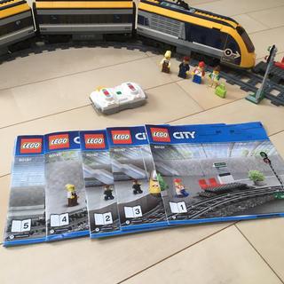 Lego - ☆LEGO☆レゴシティ ハイスピード・トレイン