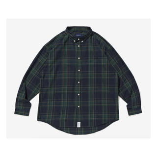 W)taps - ディセンダント HYANNIS B.D LS SHIRT FULL SIZE