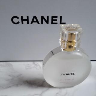 CHANEL - USED♡CHANEL♡チャンスオータンドゥル ヘアオイル35ml