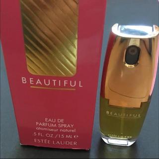 エスティローダー(Estee Lauder)のESTEE LAUDER BEAUTIFULエスティーローダーPARFUM 香水(香水(女性用))