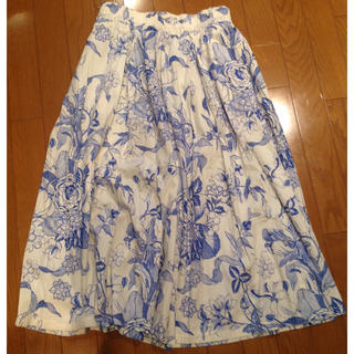 ZARA - ザラ ZARA フレア スカート 大きいサイズ