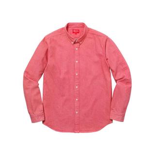 シュプリーム(Supreme)のSupreme  18SS  Denim  Shirt   定価以下(シャツ)
