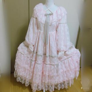 Angelic Pretty - romantic lacy doll ドレス