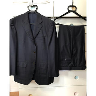 トゥモローランド(TOMORROWLAND)のトォモローランド 日本製 スーツ 春夏仕様 背抜き(セットアップ)