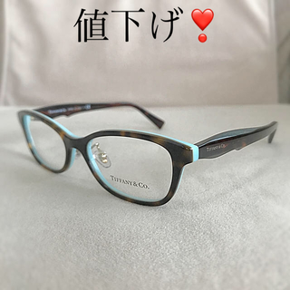 Tiffany & Co. - ティファニー メガネフレーム TF8134-D 8134