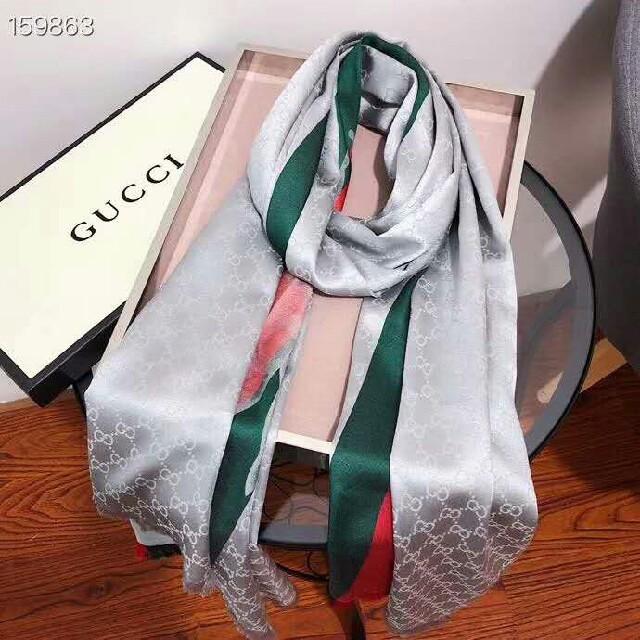 GUCCIロングスカーフの通販
