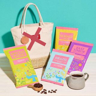 KALDI - カルディ 春のコーヒーバッグ2020  コーヒー豆のみ