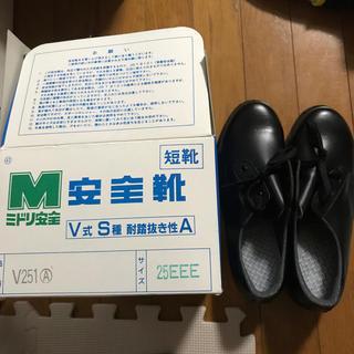 ミドリアンゼン(ミドリ安全)のミドリ安全 安全靴 25EEE(その他)