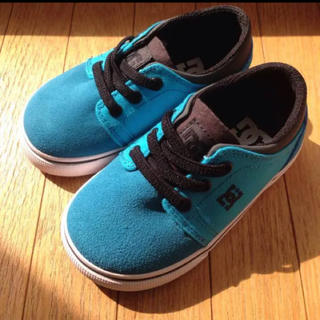 DC SHOES キッズシューズ TRASE