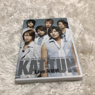 カトゥーン(KAT-TUN)のち.様専用 KAT-TUN Live 海賊帆 DVD(ミュージック)