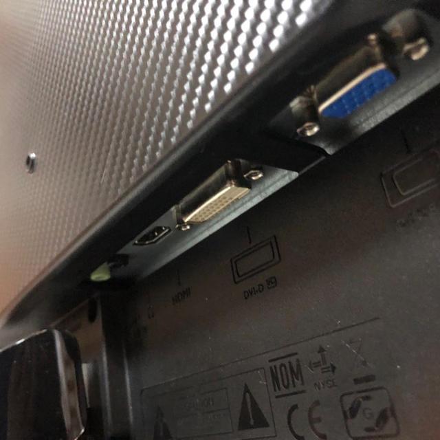 BenQ モニター ディスプレイ GL2450 PS4 HDMI スマホ/家電/カメラのPC/タブレット(ディスプレイ)の商品写真