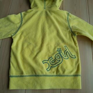 エックスガールステージス(X-girl Stages)のエックスガール パーカー 90(ジャケット/上着)